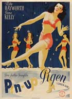 Cover Girl - 27 x 40 Movie Poster - Danish Style A