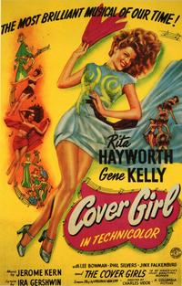 Cover Girl - 11 x 17 Movie Poster - Style B