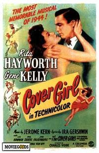 Cover Girl - 43 x 62 Movie Poster - Bus Shelter Style A