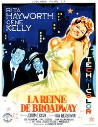 Cover Girl - 27 x 40 Movie Poster - French Style D