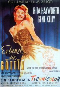 Cover Girl - 27 x 40 Movie Poster - German Style E