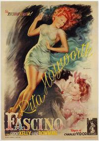 Cover Girl - 11 x 17 Movie Poster - Italian Style F