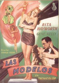 Cover Girl - 27 x 40 Movie Poster - Spanish Style G