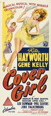 Cover Girl - 11 x 17 Movie Poster - Australian Style A