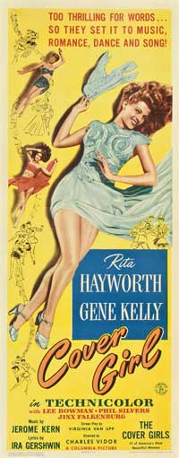 Cover Girl - 14 x 36 Movie Poster - Insert Style A