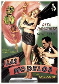 Cover Girl - 11 x 17 Movie Poster - Spanish Style B