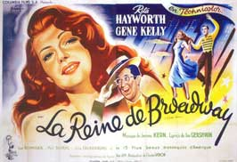 Cover Girl - 27 x 40 Movie Poster - French Style A