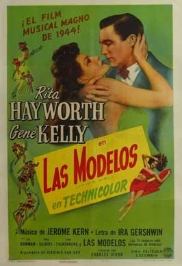 Cover Girl - 11 x 17 Movie Poster - Spanish Style H