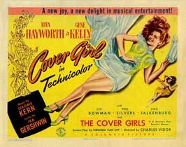 Cover Girl - 11 x 14 Movie Poster - Style A