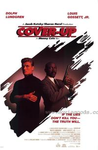 Cover-Up - 11 x 17 Movie Poster - Style A