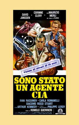 Covert Action - 11 x 17 Movie Poster - Italian Style A