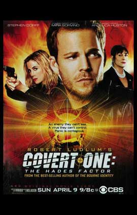 Covert One: The Hades Factor - 11 x 17 Movie Poster - Style A