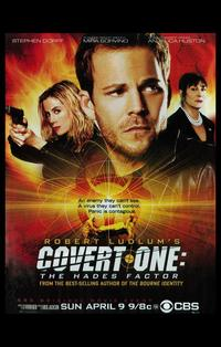 Covert One: The Hades Factor - 27 x 40 Movie Poster - Style A