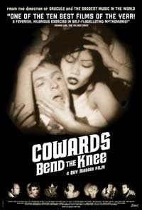 Cowards Bend the Knee or The Blue Hands - 11 x 17 Movie Poster - Style A