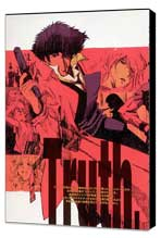 Cowboy Bebop - 11 x 17 Movie Poster - Style B - Museum Wrapped Canvas