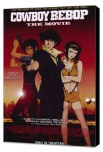 Cowboy Bebop - 27 x 40 Movie Poster - Style A - Museum Wrapped Canvas