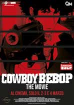 Cowboy Bebop - 11 x 17 Movie Poster - Italian Style A