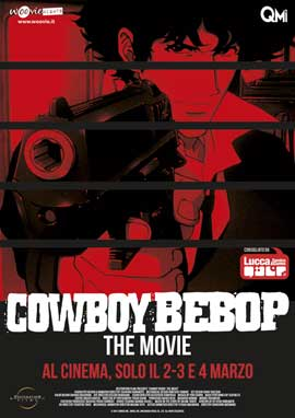 Cowboy Bebop - 11 x 17 Movie Poster - Italian Style A