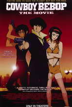 Cowboy Bebop - 11 x 17 Movie Poster - Style A