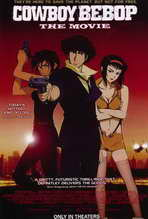 Cowboy Bebop - 27 x 40 Movie Poster - Style A