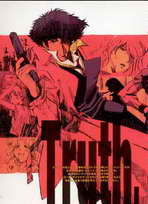 Cowboy Bebop - 11 x 17 Movie Poster - Style B