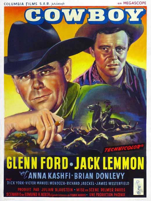cowboy movie posters from movie poster shop
