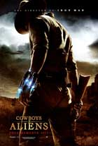 Cowboys and Aliens - 11 x 17 Movie Poster - Spanish Style A