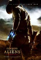 Cowboys and Aliens - 11 x 17 Movie Poster - Style A - Double Sided