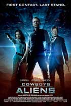 Cowboys and Aliens - 11 x 17 Movie Poster - Style E