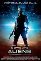 Cowboys and Aliens - 27 x 40 Movie Poster - Style C
