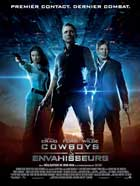 Cowboys and Aliens - 43 x 62 Movie Poster - French Style C