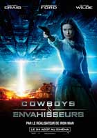 Cowboys and Aliens - 11 x 17 Movie Poster - French Style F