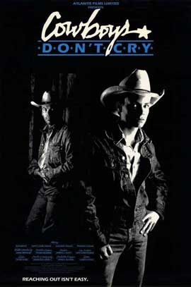 Cowboys Don't Cry - 11 x 17 Movie Poster - Style A