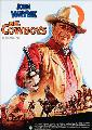 The Cowboys - 11 x 17 Movie Poster - German Style A