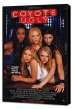Coyote Ugly - 27 x 40 Movie Poster - Style B - Museum Wrapped Canvas