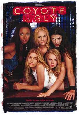 Coyote Ugly - 11 x 17 Movie Poster - Style A
