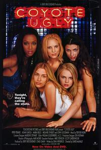 Coyote Ugly - 27 x 40 Movie Poster - Style B