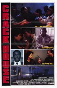 Crack House - 11 x 17 Movie Poster - Style A