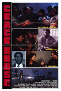 Crack House - 27 x 40 Movie Poster - Style A