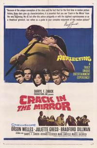 Crack in the Mirror - 27 x 40 Movie Poster - Style A