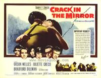 Crack in the Mirror - 22 x 28 Movie Poster - Half Sheet Style A