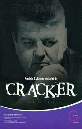 Cracker (TV) - 11 x 17 TV Poster - Style A