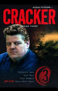 Cracker (TV) - 11 x 17 TV Poster - Style D