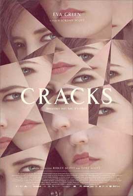 Cracks - 11 x 17 Movie Poster - Style B