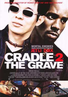 Cradle 2 the Grave - 11 x 17 Movie Poster - Australian Style A
