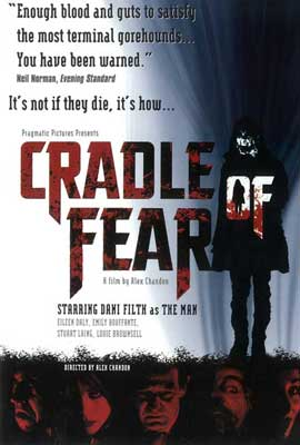 Cradle of Fear - 11 x 17 Movie Poster - Style A