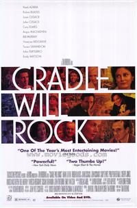 The Cradle Will Rock - 43 x 62 Movie Poster - Bus Shelter Style A