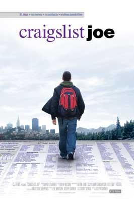 Craigslist Joe - 11 x 17 Movie Poster - Style A