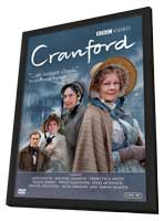 Cranford - 11 x 17 Movie Poster - Style A - in Deluxe Wood Frame
