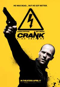 Crank 2: High Voltage - 43 x 62 Movie Poster - Bus Shelter Style C